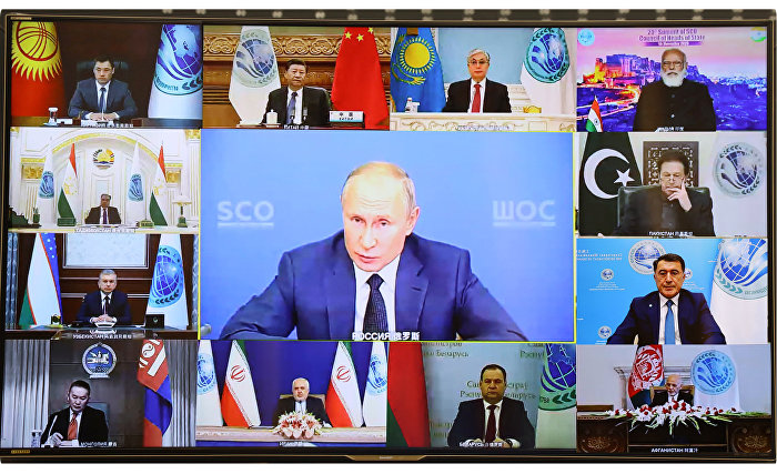 INFORMATION REPORT on the Meeting of the Council of Heads of State of the Shanghai Cooperation Organisation Member States SCO SUMMIT 2020