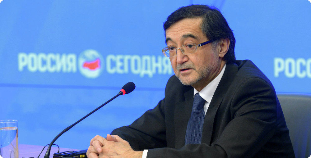 "Bakhtiyor Khakimov: ""There is only one way – to enhance dialog, develop cooperation and improve the SCO"""